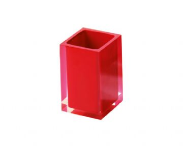Gedy Rainbow Freestanding Tumbler Red RA98-06